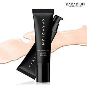 Kem nền Karadium Waterproof Triple Foundation