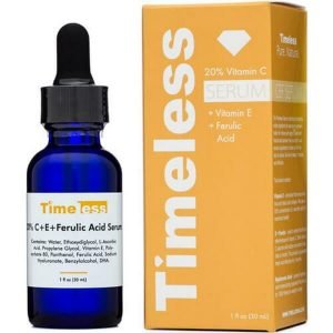 Tinh chất Timeless Vitamin C Serum vitamin E Ferulic Acid 30ml