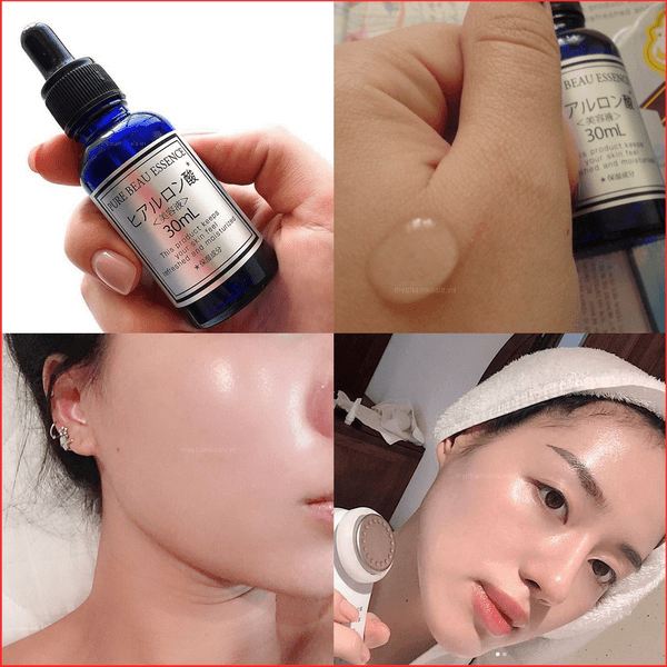 Review White Beau Essence 30ml