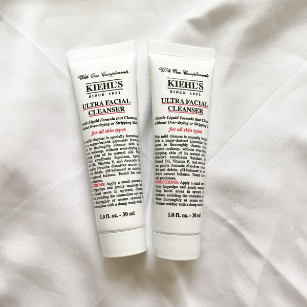 Review Kiehl's Ultra Facial Cleanser 30ml