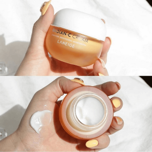 Review Laneige Radian-C Cream Even Tone - Brightening – Moisturizing