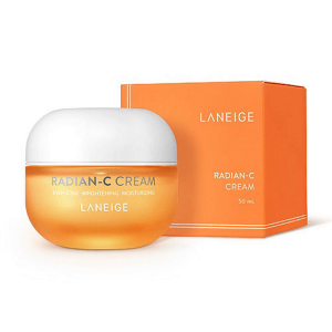 Kem Dưỡng Ẩm Laneige Radian-C Cream Even Tone - Brightening – Moisturizing 30ml