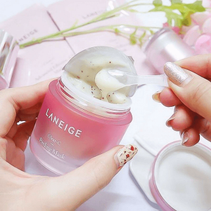 Review Laneige Clear-C Peeling Mask