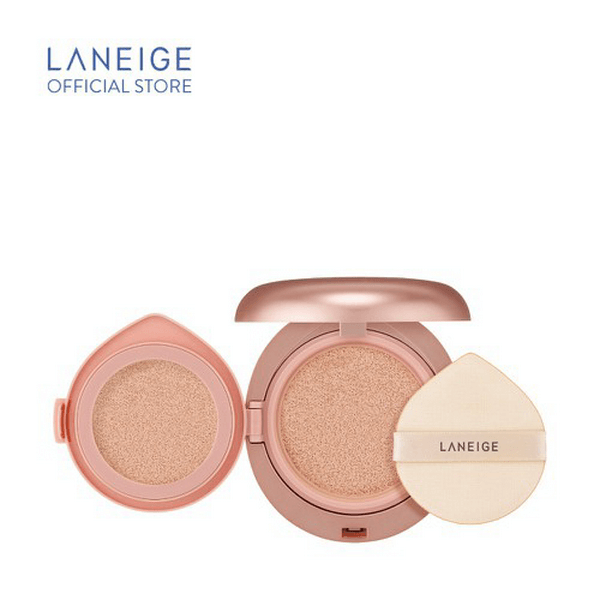Phấn Nước Laneige Layering Cover Cushion And Concealing Base 15g