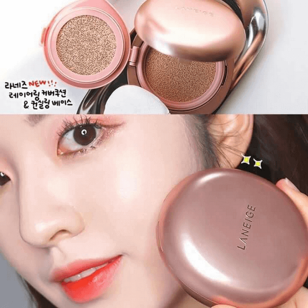 Laneige Layering Cover Cushion And Concealing Base