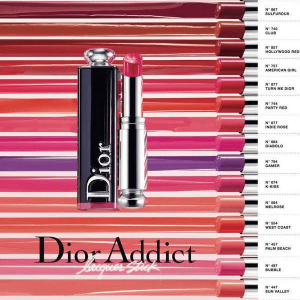 Review Dior Addict Lacquer Stick – 420 Underground 3.5g