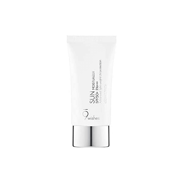 Chống Nắng 9Wishes Sun Moisturizer 50ml